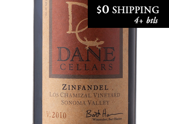 2010 Dane Cellars Zinfandel
