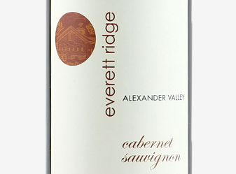 2008 Everett Ridge Cabernet Sauvignon