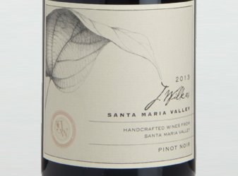 2013 J Wilkes Pinot Noir