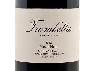 2012 Trombetta Pinot Noir