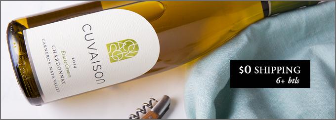 2014 Cuvaison Estate Grown Chardonnay