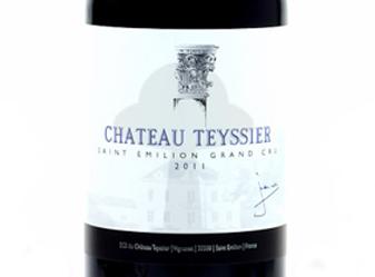 2011 Château Teyssier Grand Cru