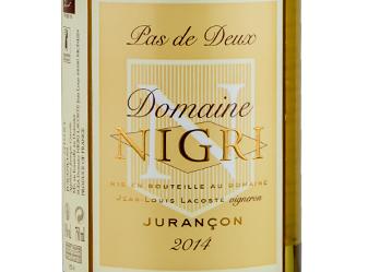 2014 Domaine Nigri Jurancon