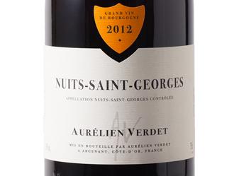 2012 Verdet Nuits-Saint-Georges