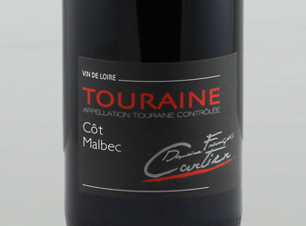 2013 Dom. Cartier Touraine Côt