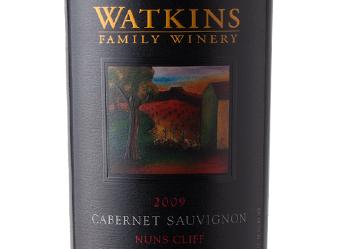 2009 Watkins Family Cabernet Sauv