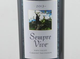 2013 Sempre Vive Cabernet Sauvignon