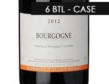 2012 Domaine Tollot-Beaut Rouge 1/2cs