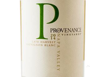 2014 Provenance Sauvignon Blanc 375mL
