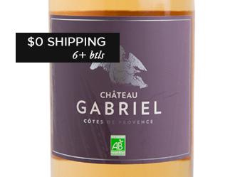 2015 Château Gabriel Rosé
