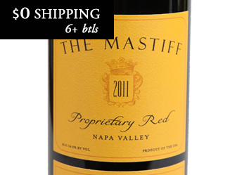 2011 The Mastiff Proprietary Red