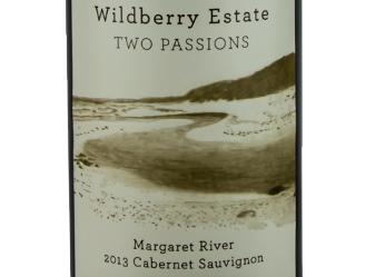 2013 Wildberry Estate Cab Sauvignon