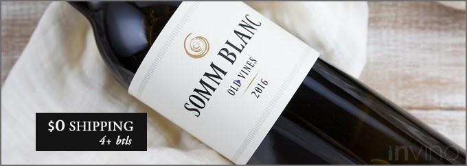 2016 Somm Blanc Old Vines