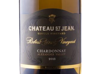 2015 Chateau St Jean Rsv Chardonnay