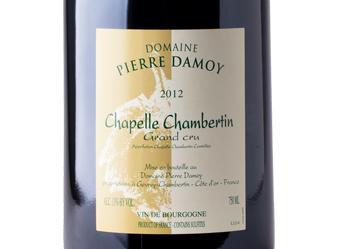 2012 Dom P. Damoy Chapelle-Chambertin