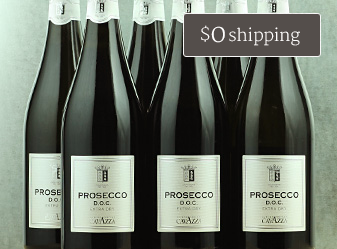 NV Cavazza Prosecco 6-Pack