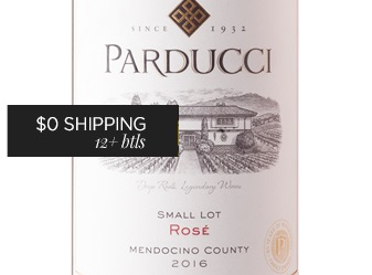 2016 Parducci Small Lot Rosé