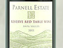 2011 Parnell Estate Reserve Red TRIO