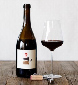 2017 Lost & Found Pinot Noir