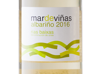 2016 Mar de Viñas Albariño