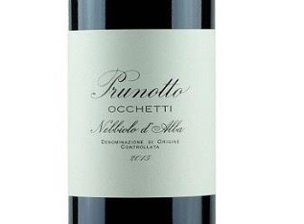 """2015 Prunotto Nebbiolo """"Occhetti"""""""