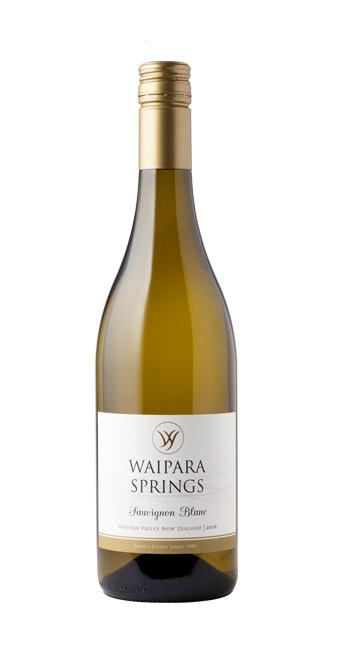 2016 Waipara Springs Sauvignon Blanc