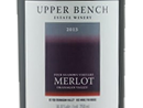 2013 Upper Bench Four Shadows Merlot