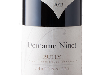 2013 Domaine Ninot Rully Rouge