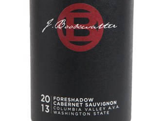 2013 J. Bookwalter 'Foreshadow' Cab