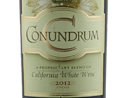 2012 Conundrum by CAYMUS White
