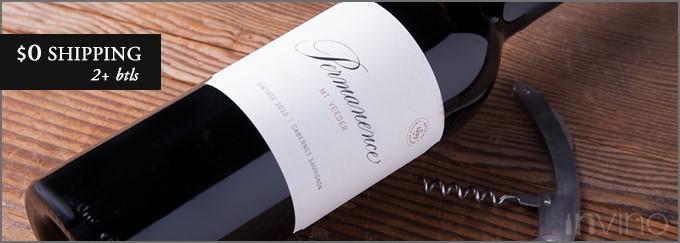 2012 Permanence Cabernet Sauvignon