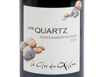 2014 Le Clos du Caillou Les Quartz