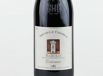 2011 Michele Chiarlo Barolo