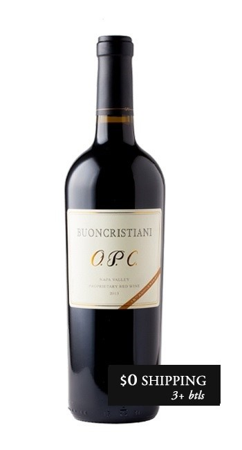 2013 Buoncristiani OPC Red Wine