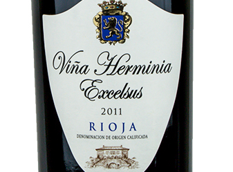 2011 Viña Herminia Rioja 'Excelsus'