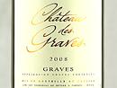 2008 Château des Graves Bordeaux
