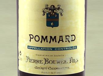 2010 Pierre Bouree Fils Pommard