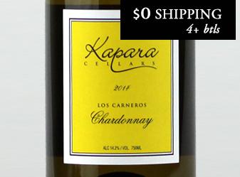 2014 Kapara Sangiacomo Chardonnay