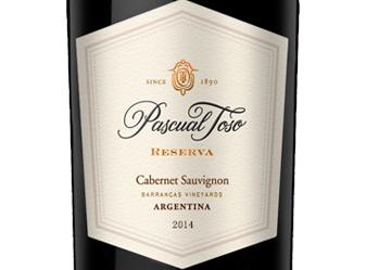 2014 Pascual Toso Cabernet Sauvignon