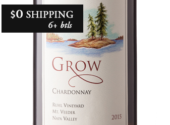2015 Grow Ruhl Vineyard Chardonnay