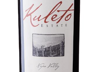2013 Kuleto Estate Cabernet Sauvignon