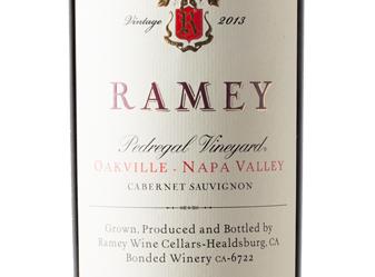 2013 Ramey Cabernet Sauvignon