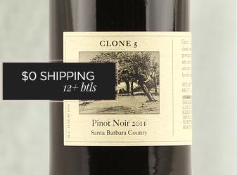 2011 Clone 5 Pinot Noir