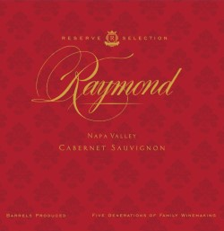 "2016 Raymond ""Reserve Selection"""