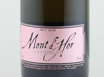 Mont d' Hor Brut Rosé