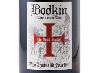 2014 Bodkin King's Ransom Sweet Wine