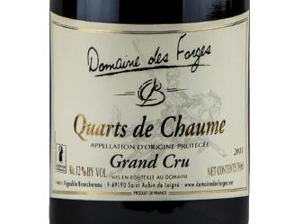 2011 Dom. des Forges Quarts de Chaume