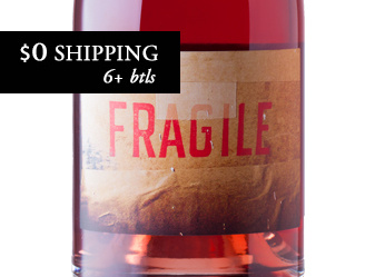 2016 Orin Swift D66 Fragile Rose
