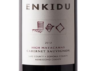 2013 Enkidu 'High Mayacamas' Cab Sauv