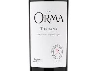 2016 Orma Toscana
